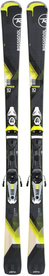 dámské sjezdové lyže Rossignol Famous 10