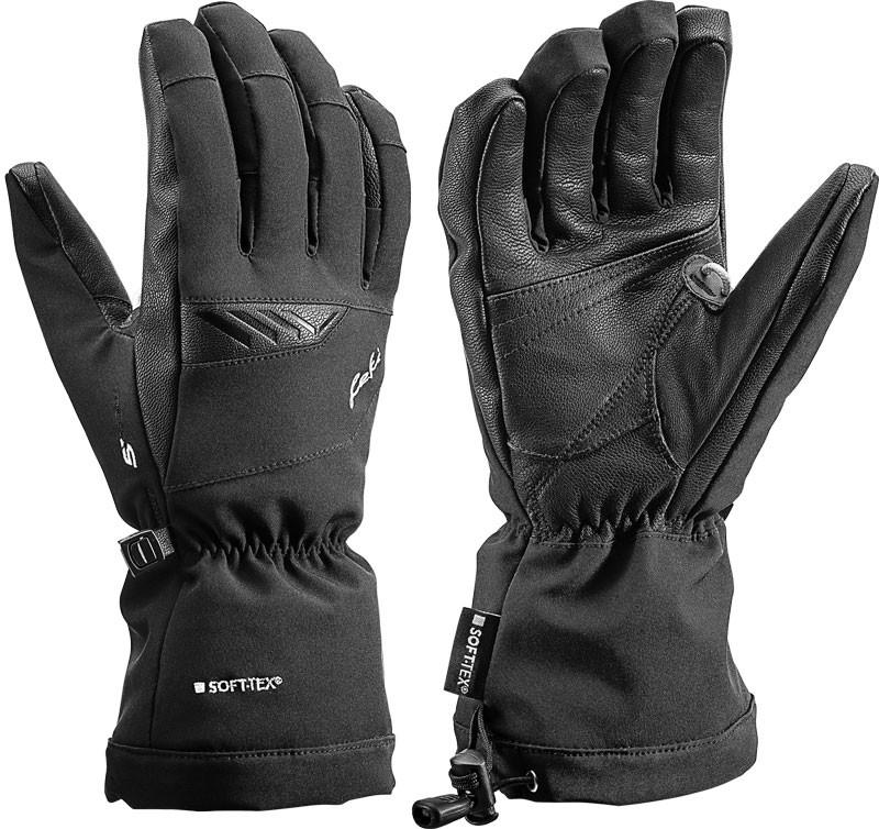 dámské lyžařské rukavice Leki Scero S Lady
