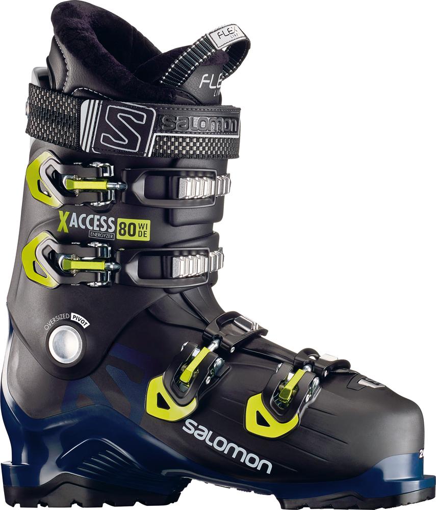 rekreační lyžařské boty Salomon X Acces 80 Wide