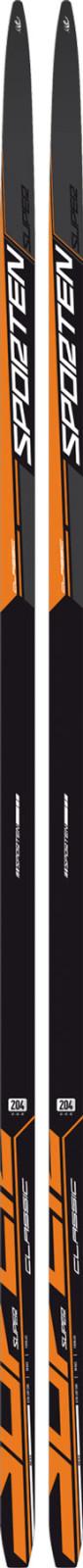 sportovní běžecké lyže Sporten Super Classic Skin