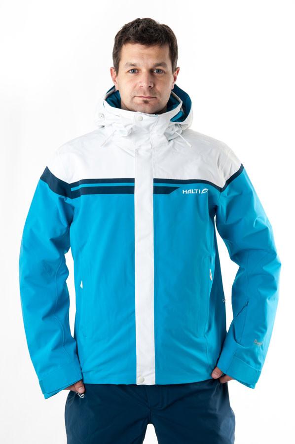 Halti Pánská lyžařská bunda TUTTU - modrá