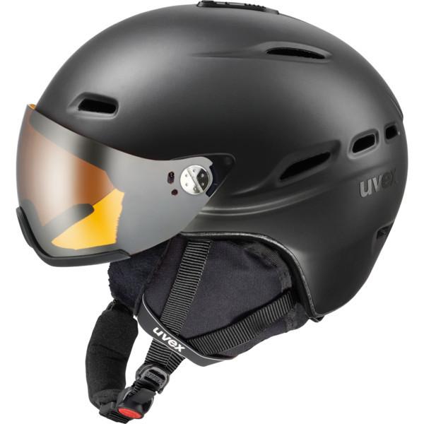 Uvex Hlmt 200 - černá
