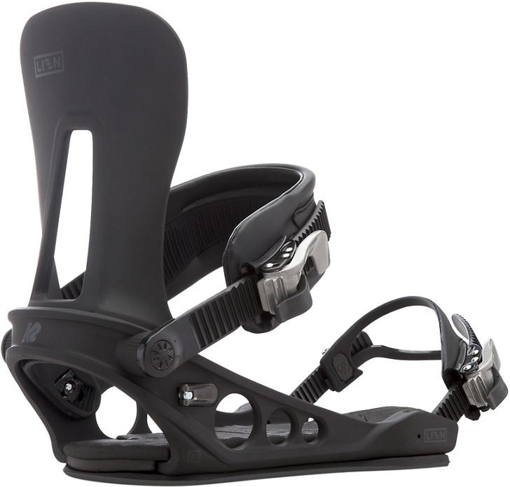 K2 Snowboarding Lion AT - černá