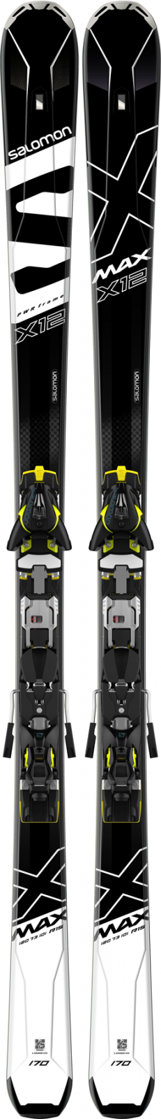 Salomon X-Max X12 + Z12 Speed