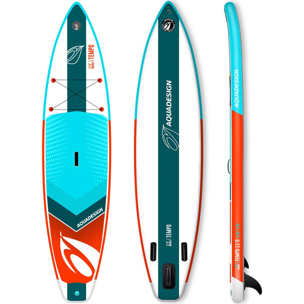 paddleboard Aqua Design Tempo 11'6''x31''x6''