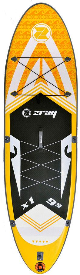 Zray X1 X-Rider Combo 9'9''x32''x6'' - žlutá