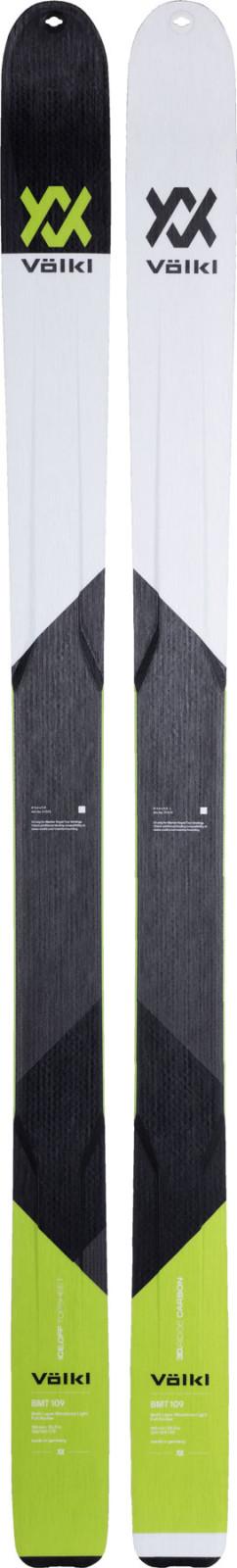 Völkl BMT 109 + stoupací pásy