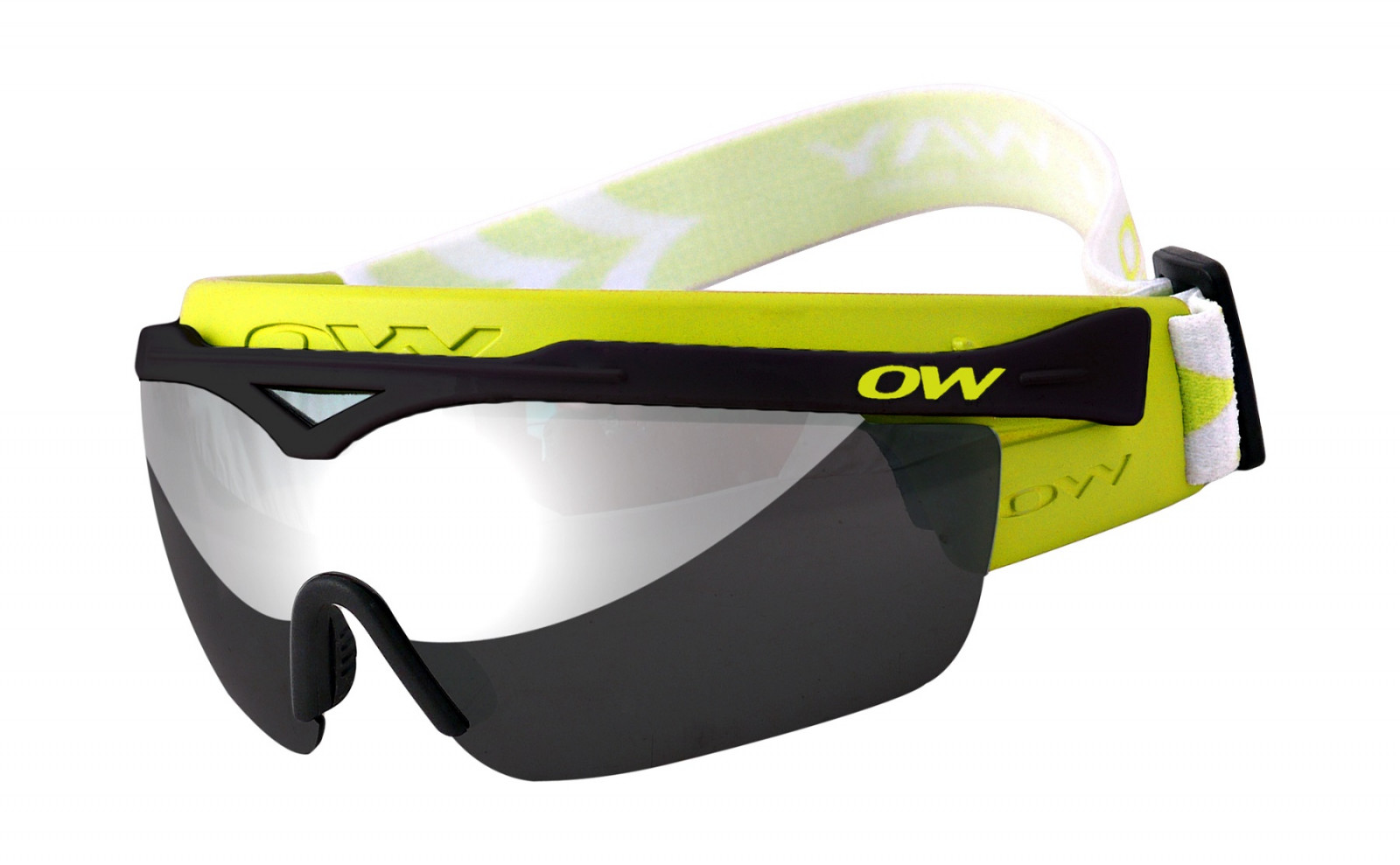 One Way Snowbird II Ocean yellow