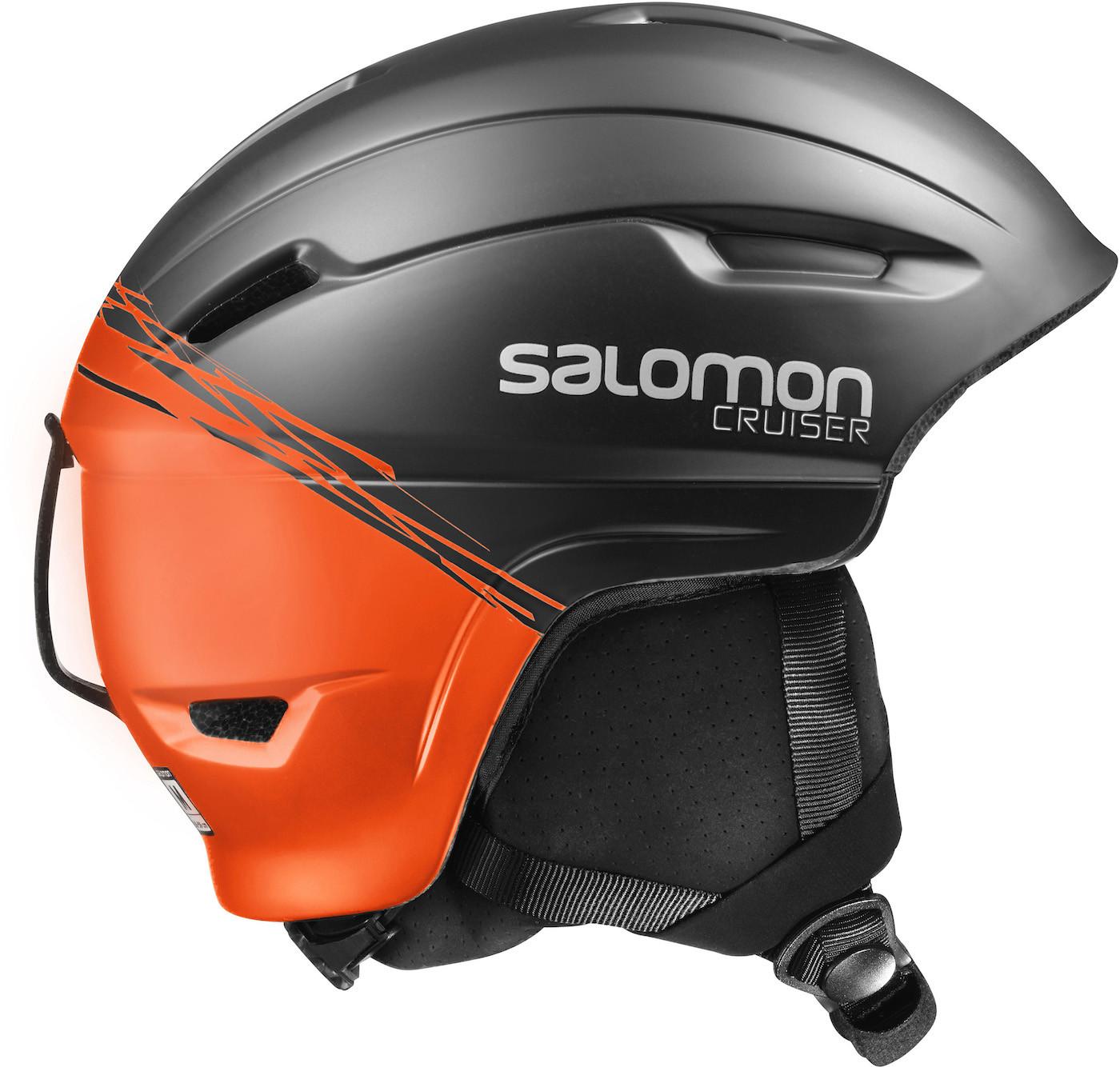 Salomon Cruiser 4D - oranžová