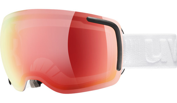 Uvex lyžařské brýle Big 40 VFM - bílá
