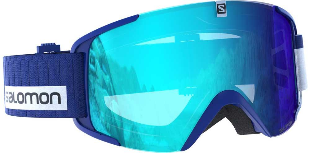 Salomon X View - modrá