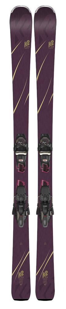 dámské sportovní sjezdové lyžeK2Tough Luv