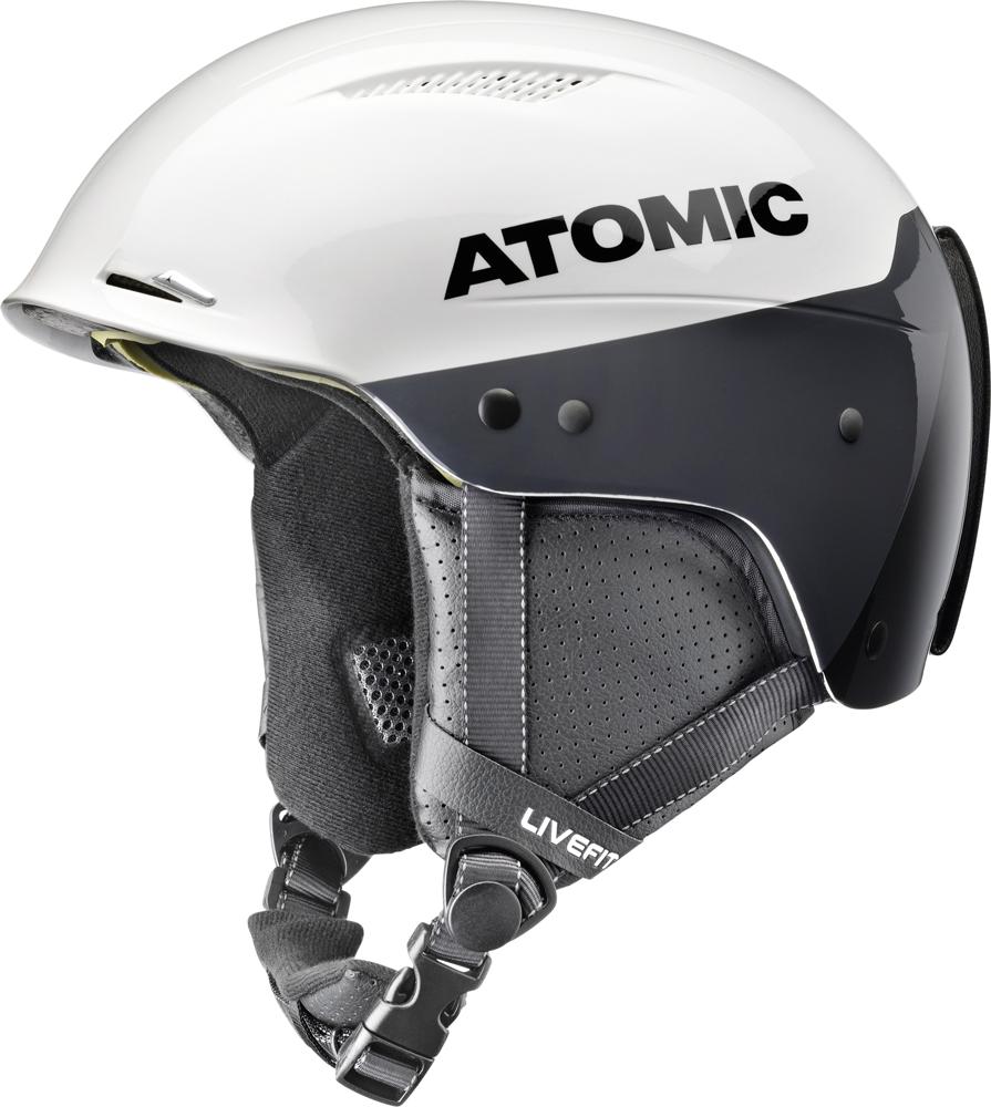Atomic Redster LF SL - bílá