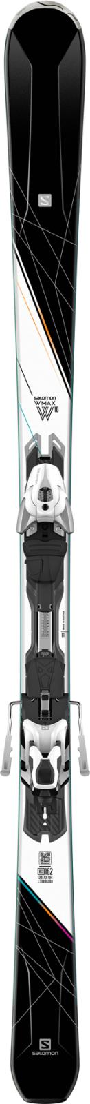 Salomon W-Max 10 + XT 10