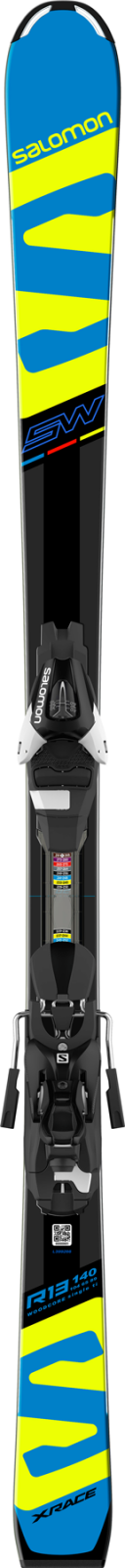 Salomon X-Race Jr SW + L7