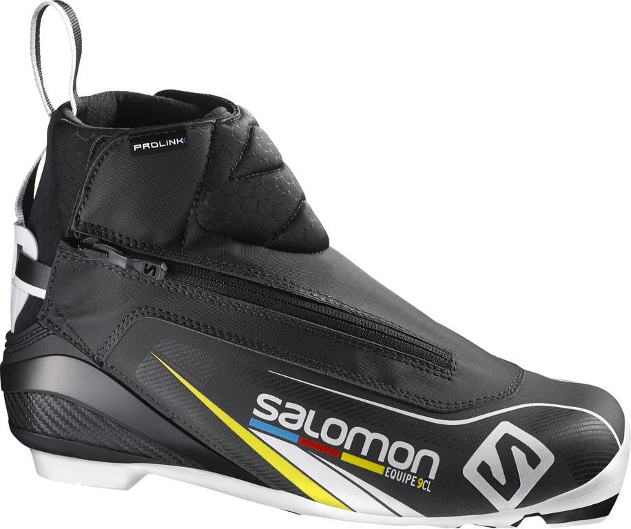 běžecké boty Salomon Equipe 9 Classic » LyzeLyze.cz 9e0399b83c