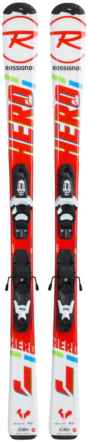 Rossignol Hero JR 130-150 + Xpress JR 7