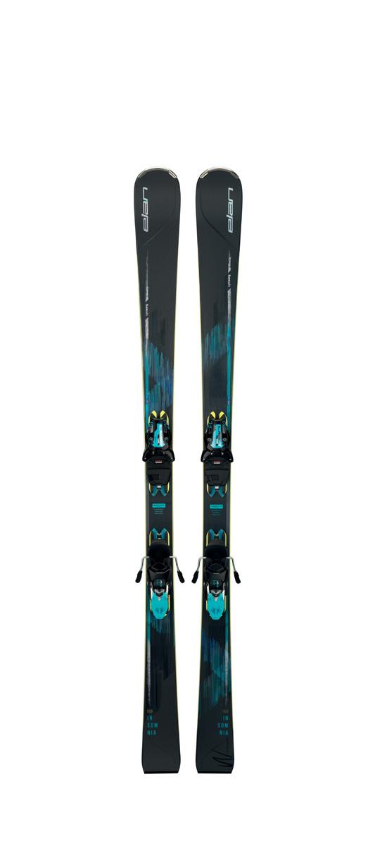 dámské sportovní sjezdové lyže Elan Insomnia Power Shift