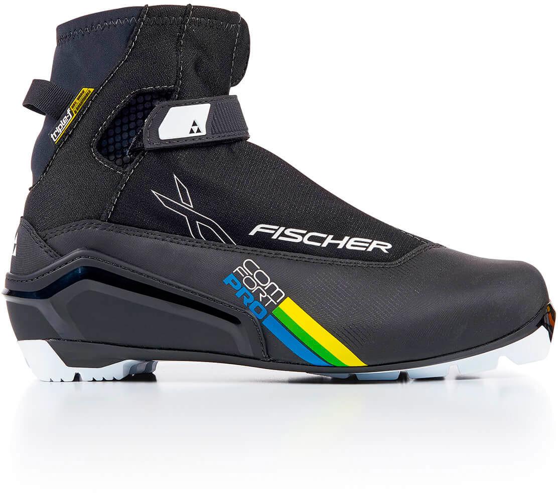 Fischer XC Comfort Pro - černo/žlutá