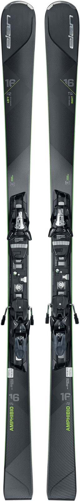 Elan Amphibio 16 TI2 Fusion + ELX 12