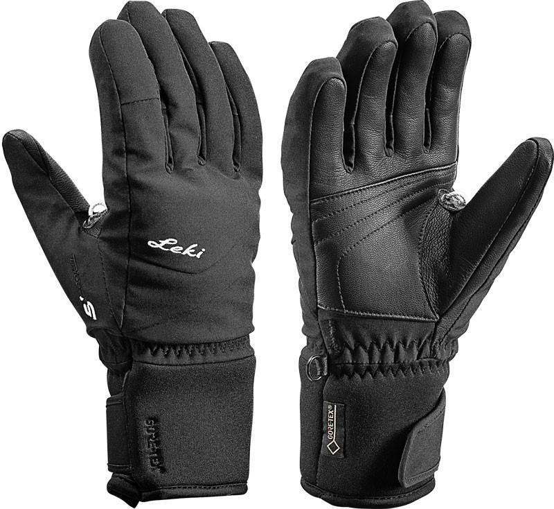 dámské lyžařské rukavice Leki Shape FlexSGTX Lady