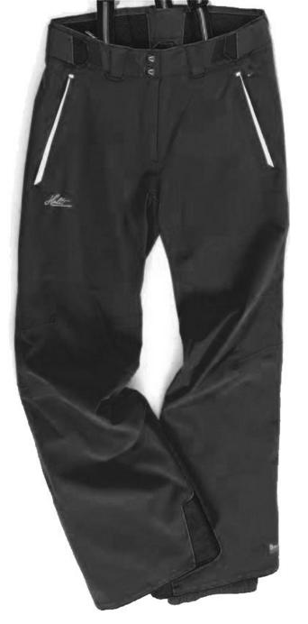 Halti Dámské lyžařské kalhoty TEAM W - černá