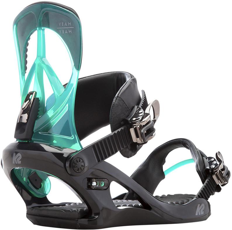 K2 Snowboarding Yeah Yeah - černá