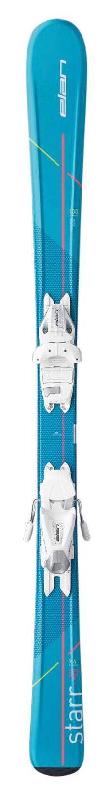 Juniorské sjezdové lyže ElanStarr Quick Shift