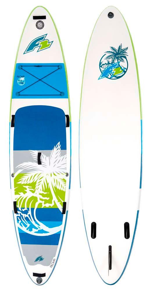 F2 Aloha 10'5''x33''x6'' - zelená