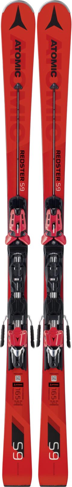 Atomic Redster S9 + X12 TL