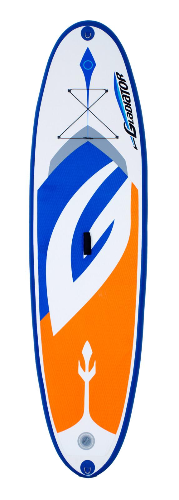 """Gladiator Voyage+ 10'6"""" - 32"""" - oranžová/modrá"""
