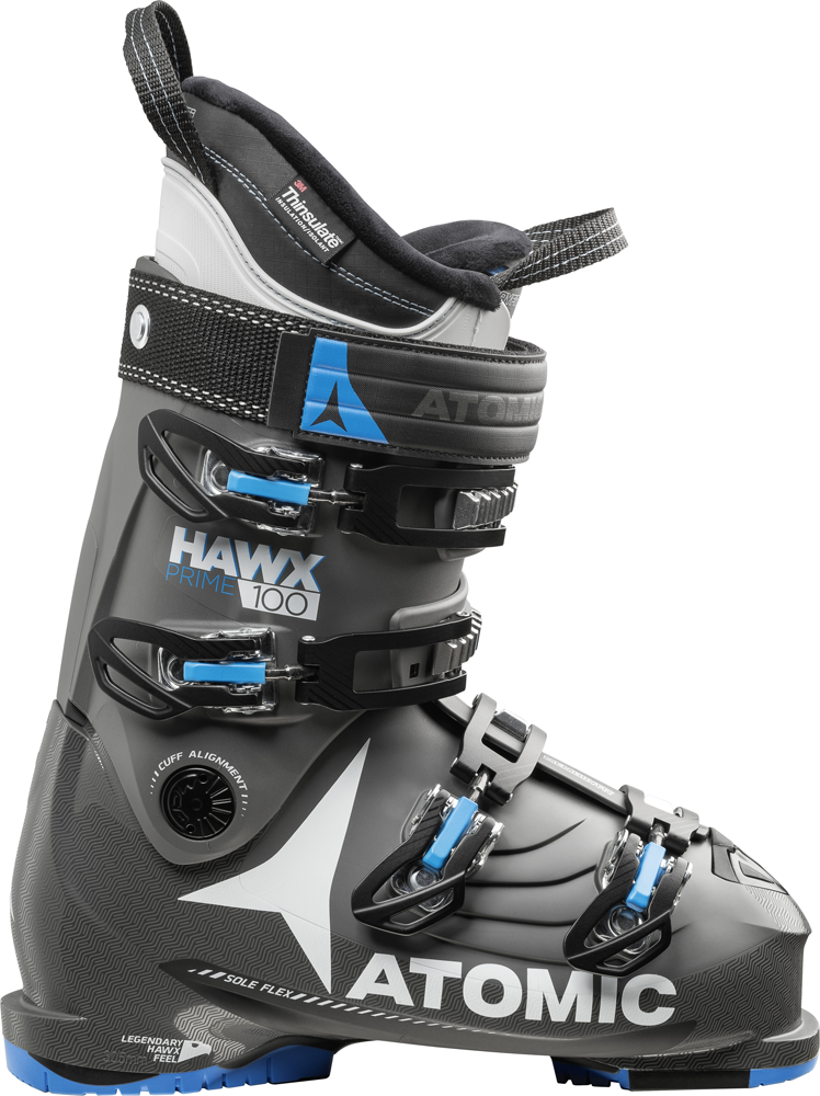 Atomic Hawx Prime 100 - šedá