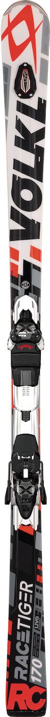 Völkl Racetiger RC UVO white + xMotion 11.0 D