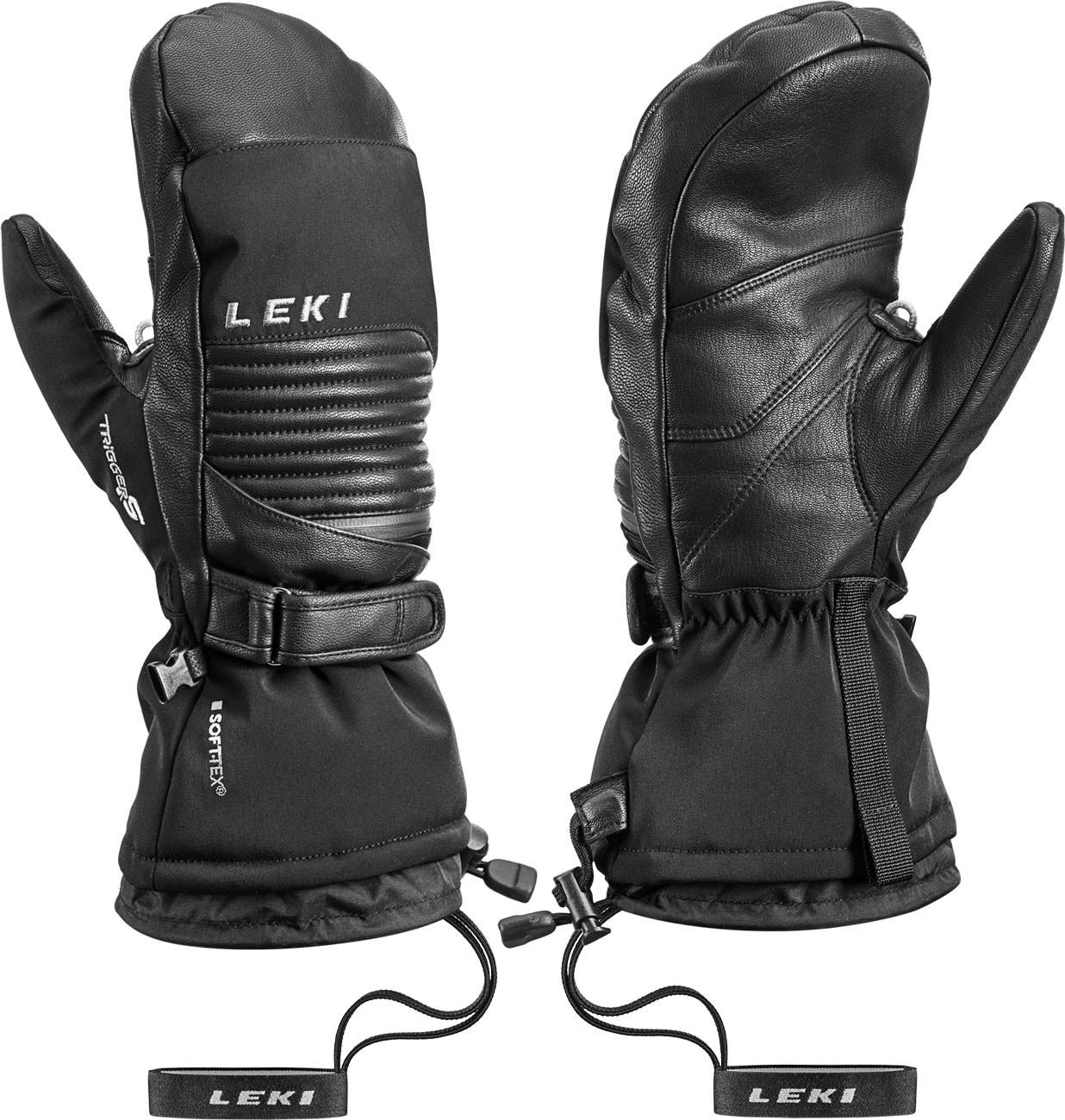 pánské sjezdové palčákové rukavice Leki Xplore XT S Mitt