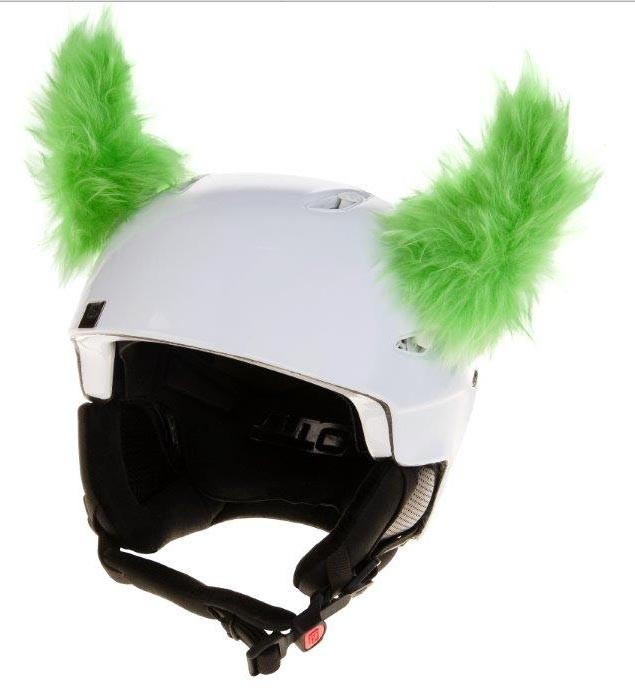 Revos Crazy Uši - Rohy zelené