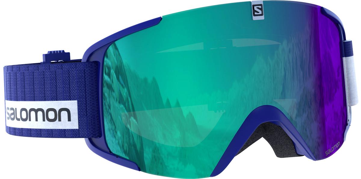 Salomon X View Photo - modrá