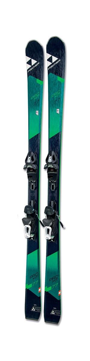 sjedové lyže Fischer PRO MT 77