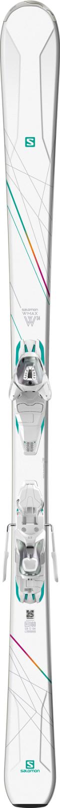 Salomon W-Max 4 + Lithium 10 W