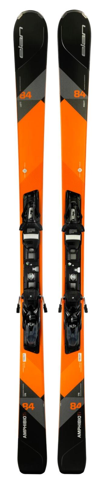 Elan Amphibio 84 Ti Fusion + ELX 11