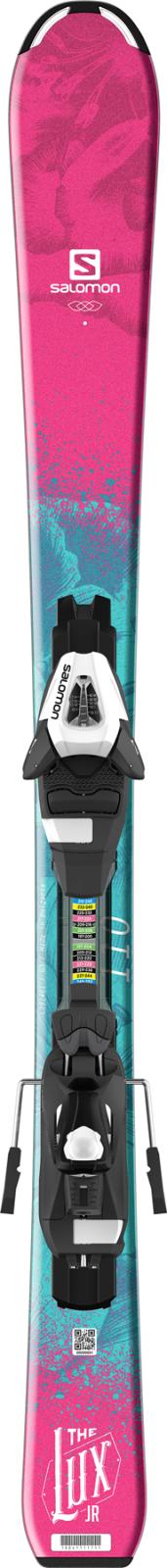 Salomon QST Lux Jr 100-120cm + C5