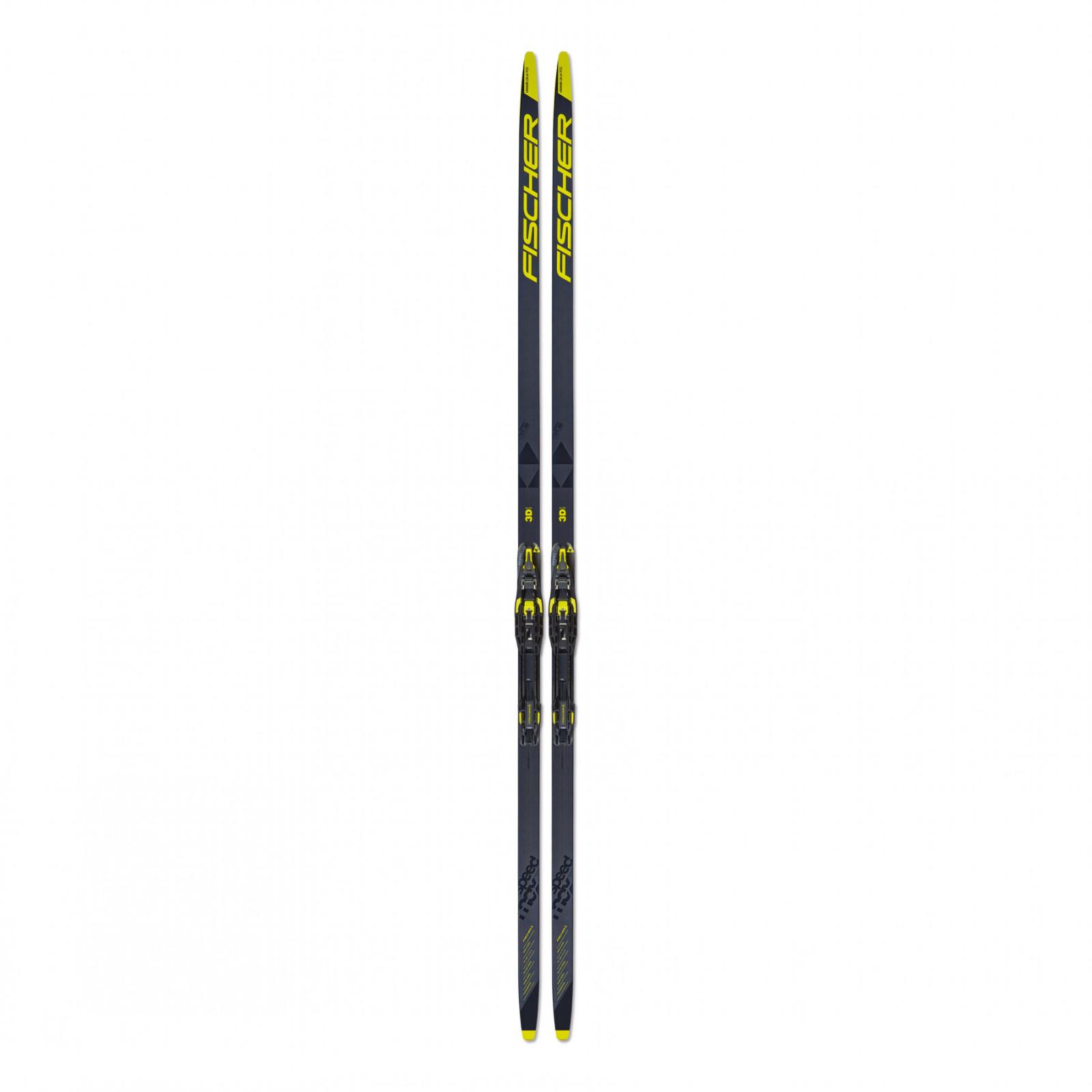 Závodní běžecké lyže Fischer Speedmax 3D Classic Plus 902 Medium