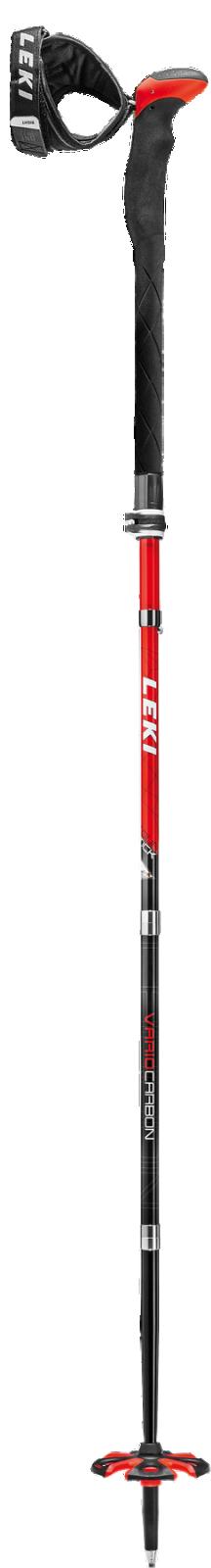 Leki Tour Stick Vario Carbon V