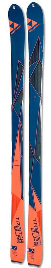 skialpinistické lyže Fischer Transalp 88 » LyzeLyze.cz f53c5ca2bfc