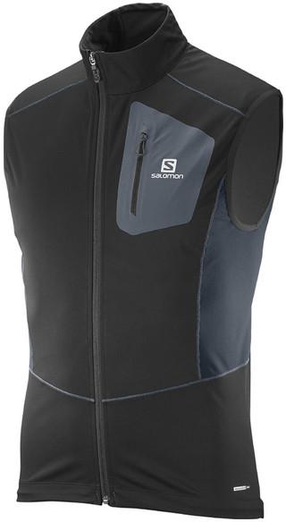 Salomon Equipe SS Vest - černá