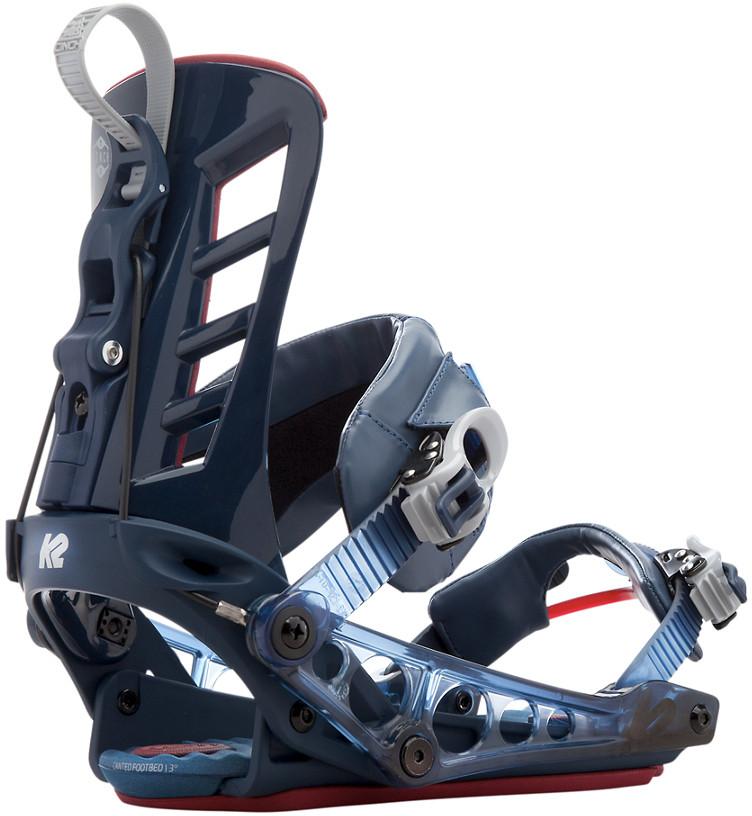 K2 Snowboarding Cinch TS - modrá