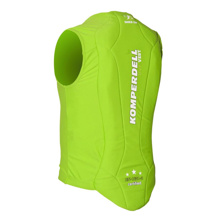Komperdell Junior Eco Vest - zelená