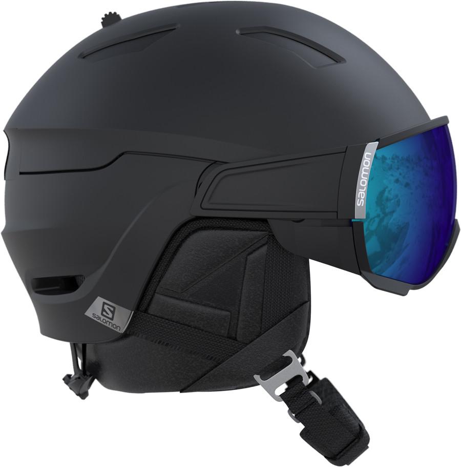 lyžařská helma Salomon Driver » LyzeLyze.cz b48a26fd8de