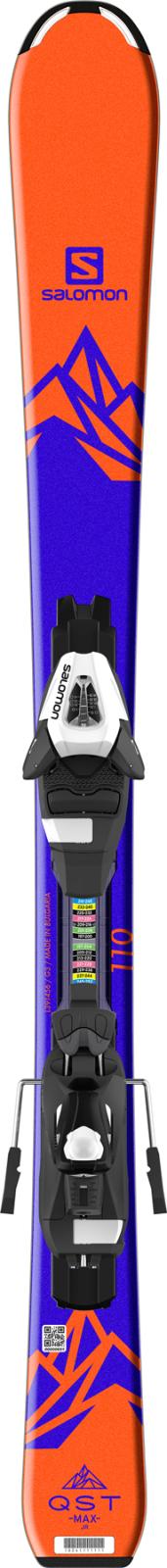 Salomon QST Max Jr 100-120cm + C5