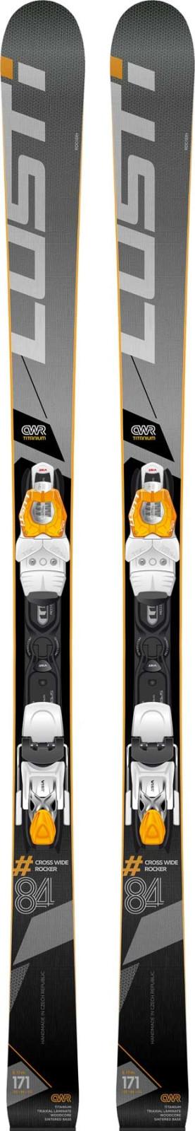 sjezdové lyže Lusti CWR 84