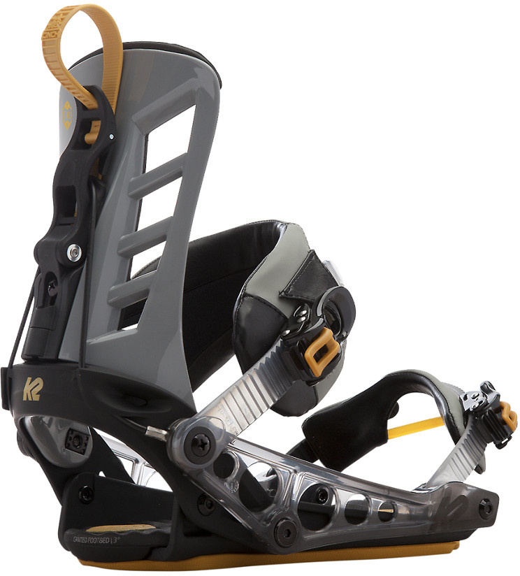 K2 Snowboarding Cinch TS